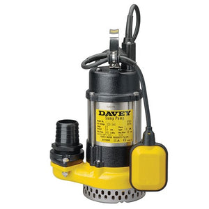 Davey D75A Submersible Drainage Automatic Pump 0.75KW 240V