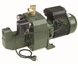 DAB-151MP Surface Mounted Cast Iron Shallow Well Pump with Pressure Switch 1.1KW 240V (701389)