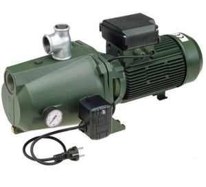 DAB-200MP Surface Mounted Cast Iron Jet Pump with Pressure Switch 1.47KW 240V (701399)