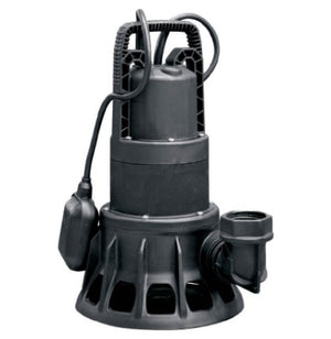 DAB-BVP750MA Automatic Submersible Technopolymer Vortex Drainage Pump 0.75KW 240V (800102)