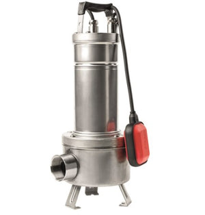 DAB-FEKAVS750MA Automatic Submersible Heavy Duty Stainless Steel Vortex Drainage Pump 0.75KW 240V (701560)