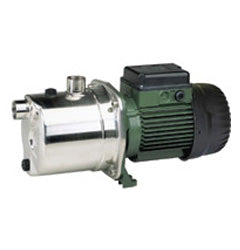 DAB-JINOX102M PUMP SURFACE MOUNTED JET 60L/MIN 53.8M 0.75KW 240V - Pumps2You