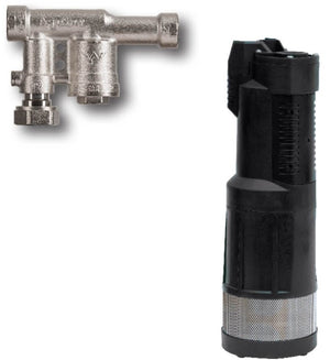"DAB A2-DIVERTRON1200 Submersible Pressure Pump & 3/4"" AcquaSaver 0.75KW 240V (808364)"
