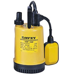 Davey DC10A Automatic Double Case Sump Pump - Pumps2You