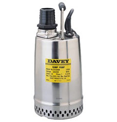 Davey DCS150 Double Cased Dewatering Sump pump - Pumps2You