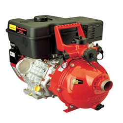 Davey 5290HE Honda (GX270) Electric Start Firefighter Twin Pro Pump
