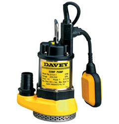 Davey D15A Automatic Submersible Pump - Pumps2You