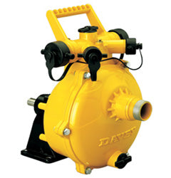 Davey 5250P Twin Impeller Bare Shaft Firefighter Pump - Pumps2You