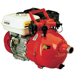 Davey 5255H Honda GX160 Twin Impeller Firefighter Pump - Pumps2You