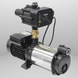 Flotec MMP120 Multimax 120 Surface Mounted Horizontal Multistage Pressure Pump with Press Control 0.75KW 240V