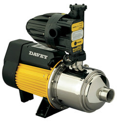 Davey HM60-10T Torrium Pressure System - Pumps2You