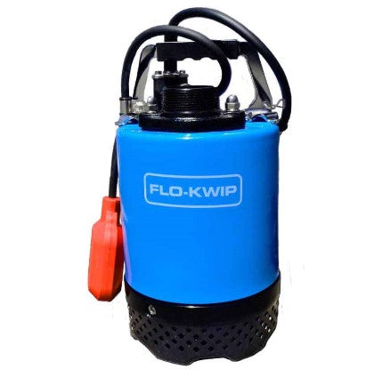 Flo-Kwip LC45M Manual Submersible Dewatering Pump 0.45KW 240V