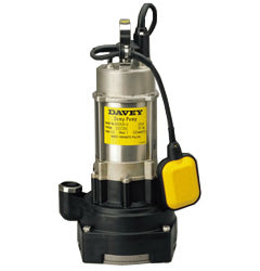 Davey D42A/B20 Automatic Multistage Drainage Pump (20m Power Lead) - Pumps2You