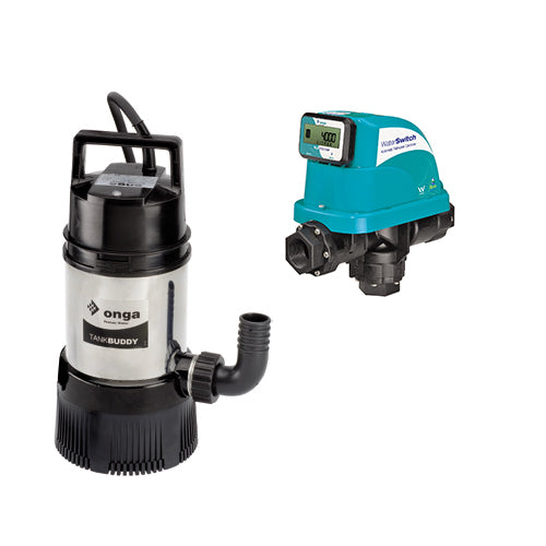 Onga OTBW450DR Submersible Pump with WaterSwitc