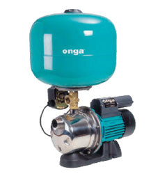Onga JSK120 Pressure System with Pressure Switch & Pressure Tank
