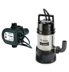 Onga OTBM450 Tank Buddy Submerisble Pump and Pressure System