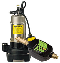 Davey KRBS1/20 with D42A/B Submersible Pump
