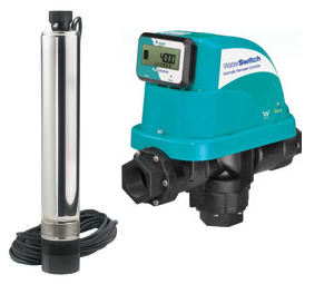 Onga DW7535DR Submersible Pump with WaterSwitch