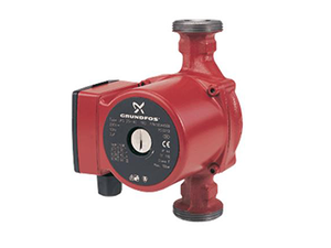 Grundfos UPS 25-80 (180) Circulator Pump (PN. 95906429) - not recommended for hot water supply