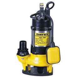 Davey D25VA Automatic Submersible Vortex Pump - Pumps2You