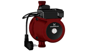 Domestic hot water circulation pump