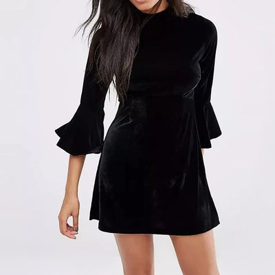 Robe Girly velour