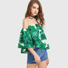 Blouse Ample Tropicale
