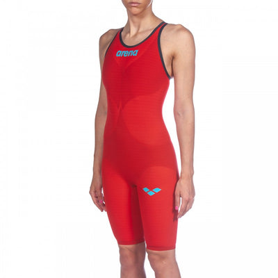 Arena Womens Powerskin Carbon Air 2 Open Back - Red