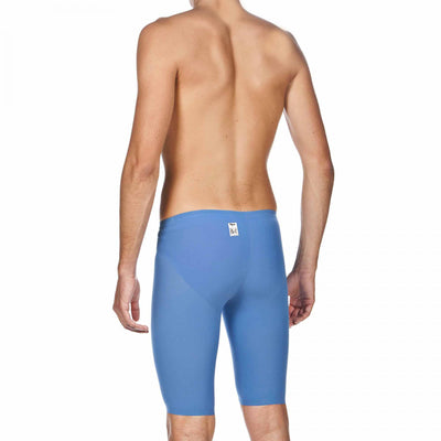 Arena Mens Powerskin R-Evo ONE Jammer - Blue Powder Pink