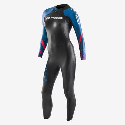 Orca Womens 1.5 Alpha Full Sleeve Wetsuit - FOR NATURAL SWIMMERS