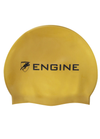 Engine Solid Silicone Cap - Gold
