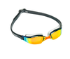Phelps Xceed Goggles - Titanium Mirror Grey Orange
