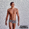 Funky Trunks Mens Classic Trunks - Angry Ram