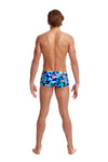 Funky Trunks Mens Classic Trunks - Check Republic