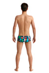 Funky Trunks Boys Classic Trunks - Jungle Line