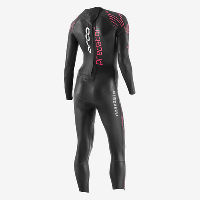 Orca Womens Predator Full Sleeve Wetsuit - FOR TOTAL SWIMMERS