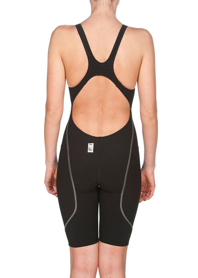 Arena Womens Powerskin ST 2.0 Open Back - Black