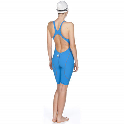 Arena Womens Powerskin ST 2.0 Open Back - Royal