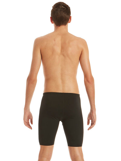 Back view of Amanzi Mens Jammers (black)
