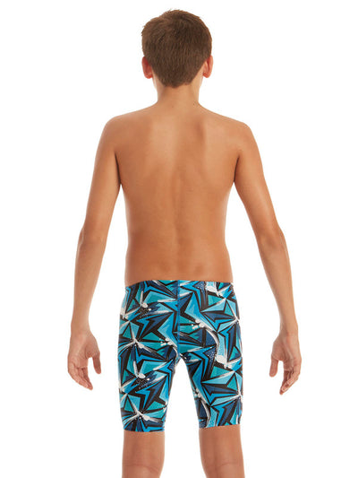 Back view of Amanzi Boys Jammers - Kaboom