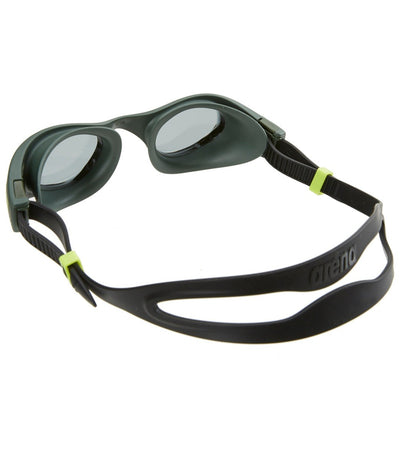 Arena The One Goggle (Triathlon Ready) - Green Black