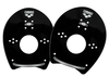 Arena Elite Hand Paddles - Black