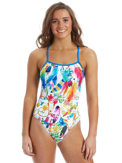 Amanzi Womens One Piece - Bohemian Dreams