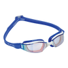 MP Xceed Goggles - Iridescent Mirror Blue White