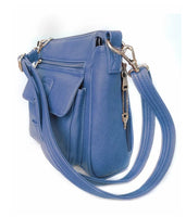 Buckle Front Concealment Crossbody (7084 PU)