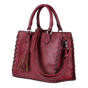Laced Ann Satchel