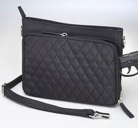GTM/QMF 22: Quilted Shoulder Clutch