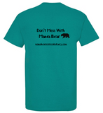 T-Shirt (Short Sleeve)-Don't Mess With Mama Bear