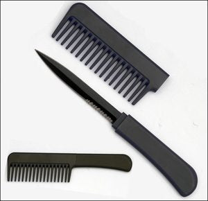 Comb Knife