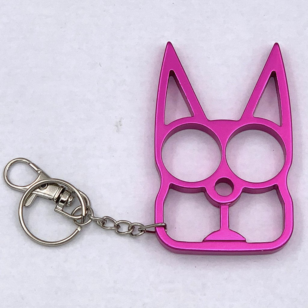Cat Metal Self Defense Keychain Mama Bear S Concealed Carry